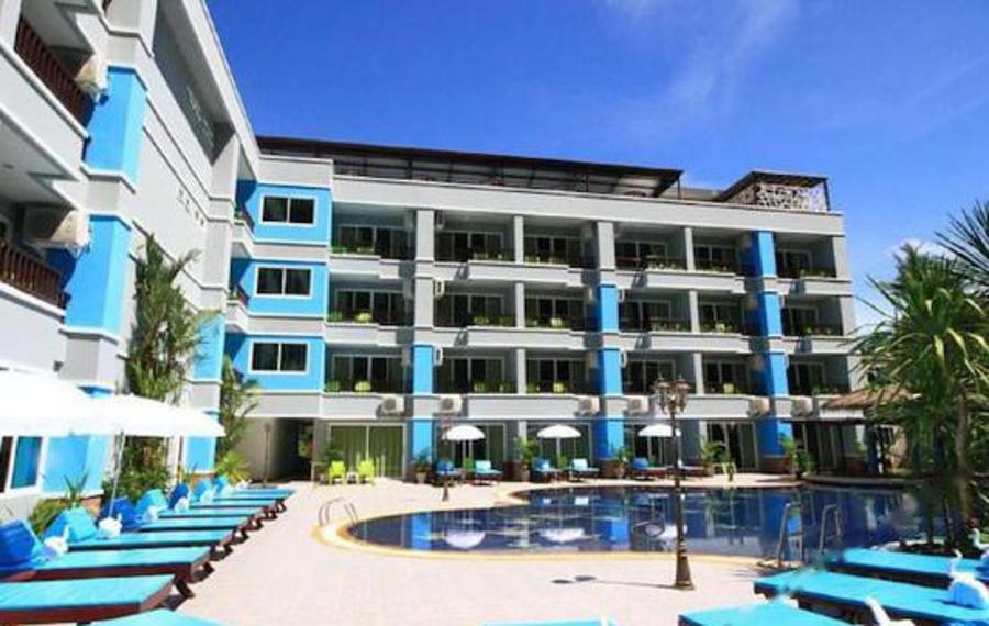 Aonang Silver Orchid Resort Krabi (甲米奥南银色兰花度假酒店)