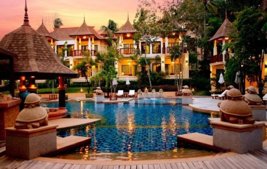 甲米兰塔岛皇冠度假酒店
