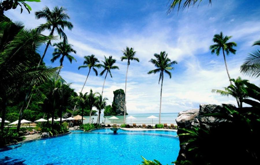 甲米森塔拉海滩别墅度假酒店