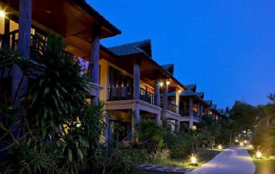 甲米莱雷湾度假村和spa酒店