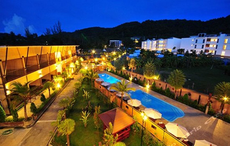 甲米玛里迪湾度假酒店
