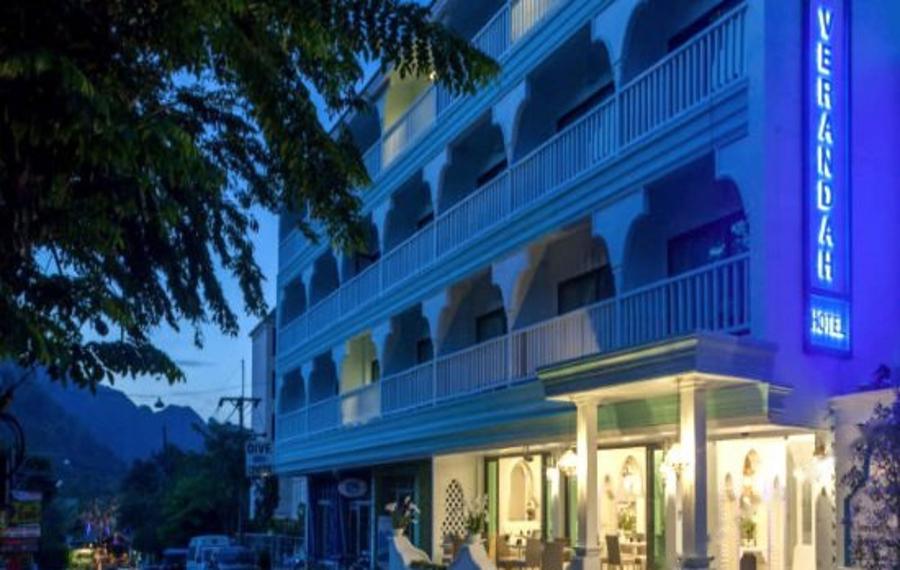 甲米维拉达酒店