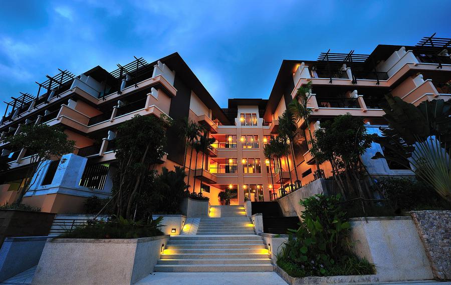 甲米奥南悬崖海滩度假酒店