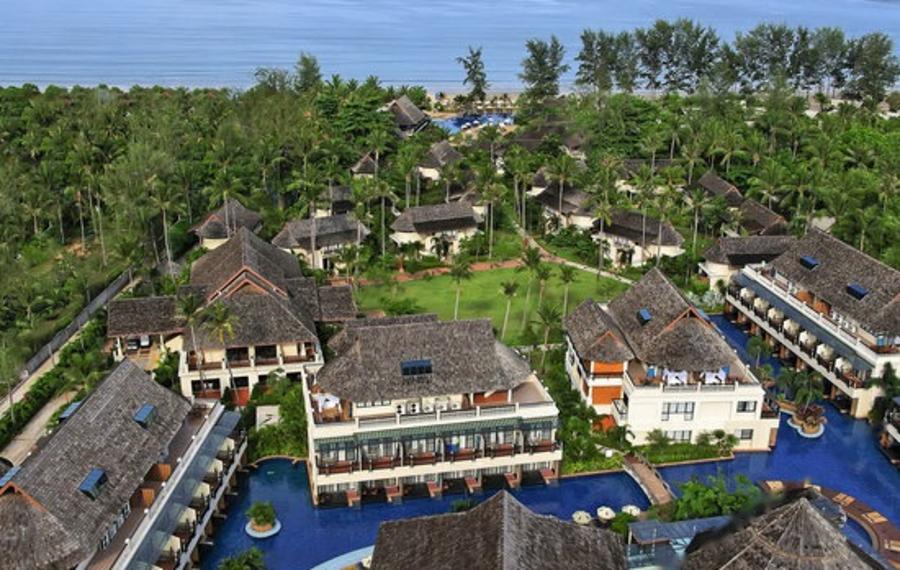 甲米兰塔岛查达度假酒店