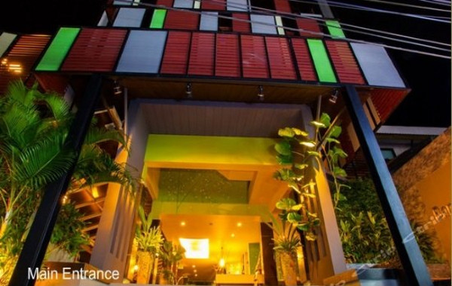 甲米安雅维班奥南度假酒店
