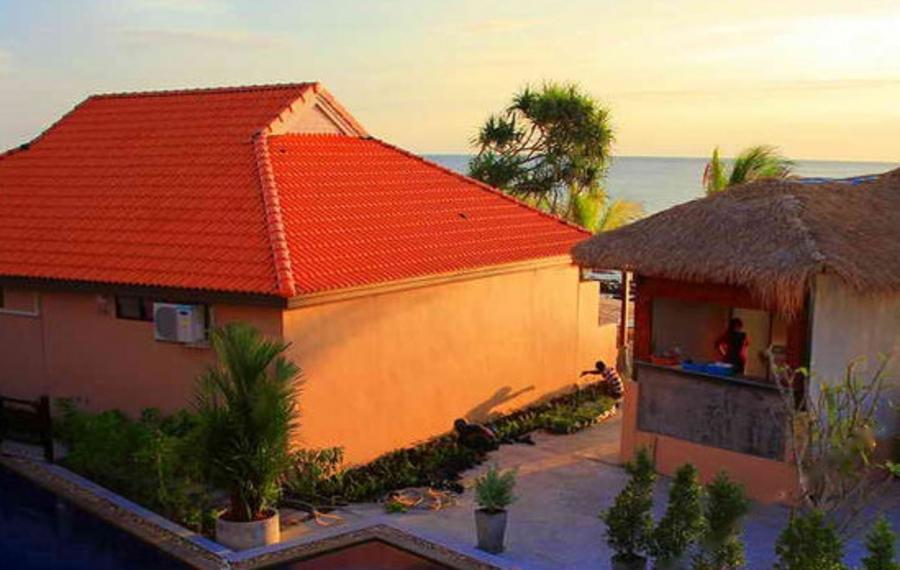 甲米和平天堂海滩酒店