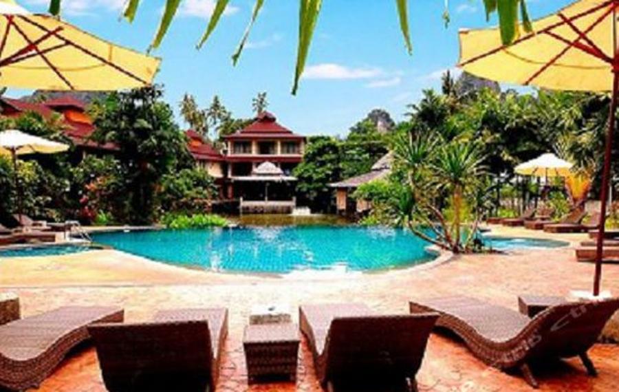 甲米莱雷公主度假村和spa酒店