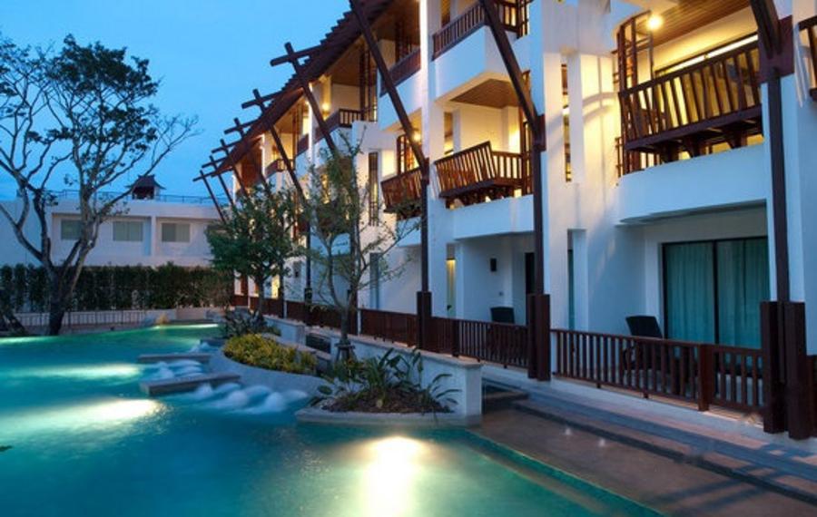 甲米艾丽蒙度假酒店