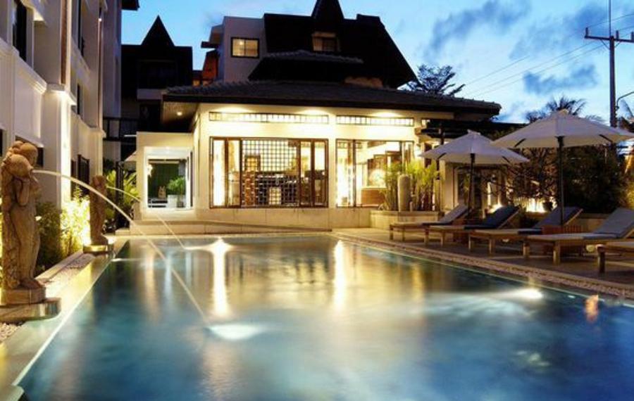 Avantika Boutique Hotel Phuket (普吉岛阿瓦替卡精品酒店)