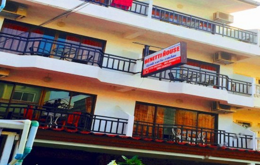 Benetti House Patong Phuket (普吉岛贝奈特之家芭东酒店)