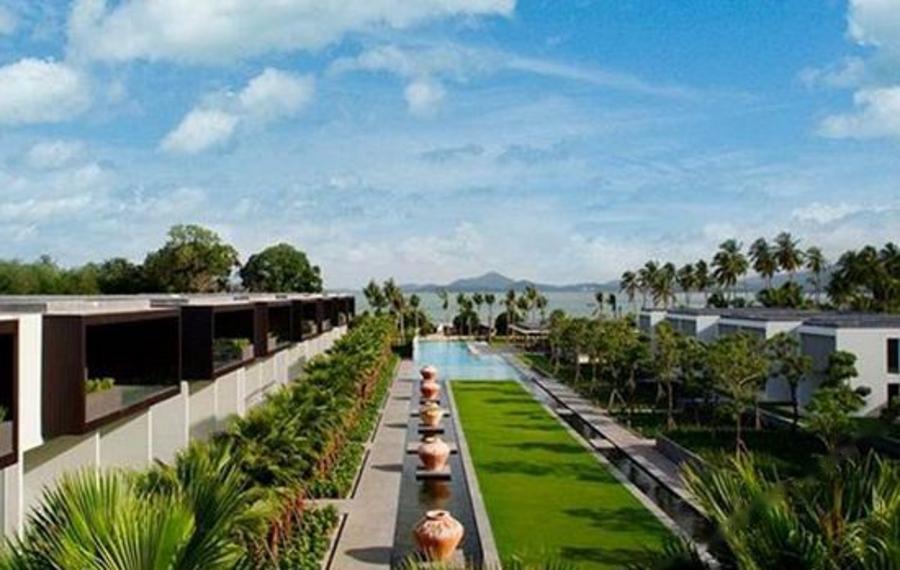 Baan Yamu Residences Phuket (普吉岛班雅姆公寓酒店)