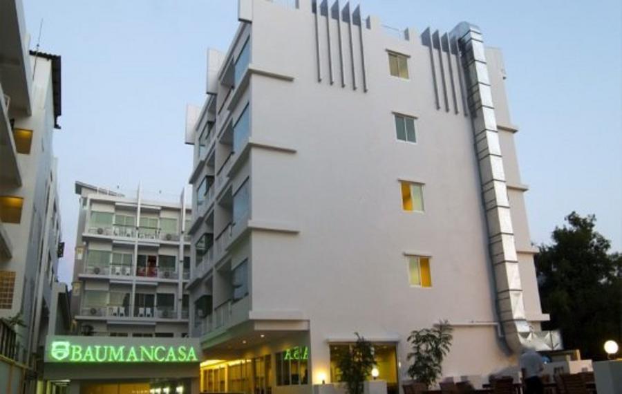 PGS Bauman Casa Hotel Phuket (普吉岛PGS鲍曼卡萨度假酒店)