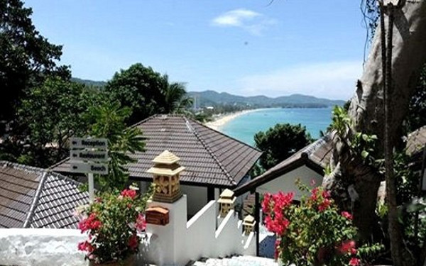 Karon Cliff Contemporary Boutique Bungalows Phuket (普吉岛卡伦当代精品别墅酒店)