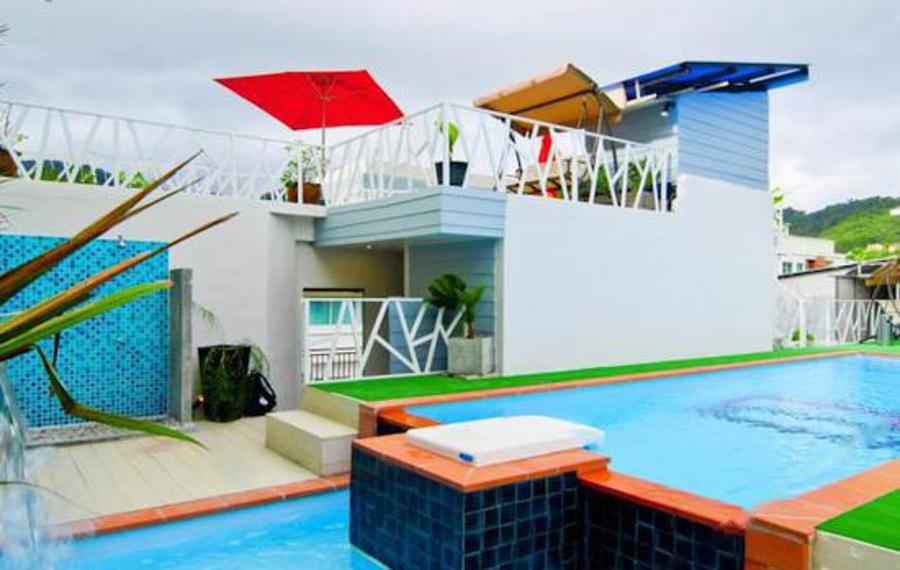 PJ Patong Resortel Puhket (普吉岛PJ芭东度假酒店)