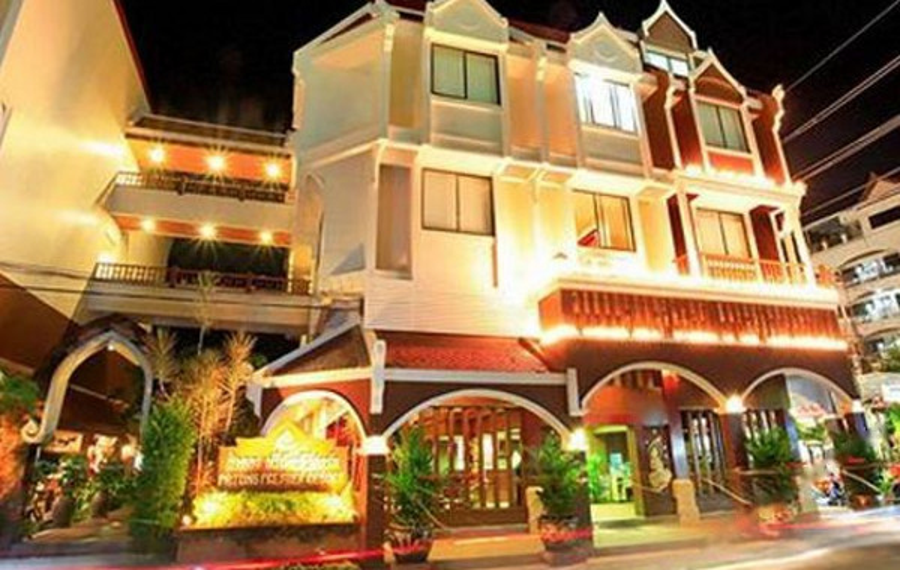 Patong Premier Resort Phuket (普吉岛芭东米尔度假酒店)