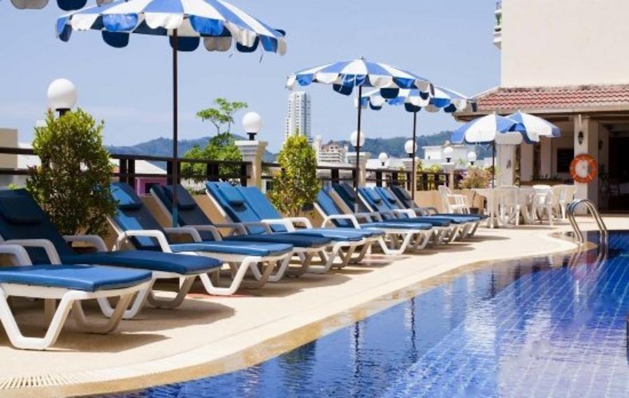 Jiraporn Hill Resort Phuket (普吉岛吉瑞普恩山庄度假酒店)