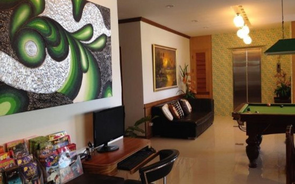 Green Harbor Hotel & Service Apartment Phuket (普吉岛绿色海港公寓酒店)