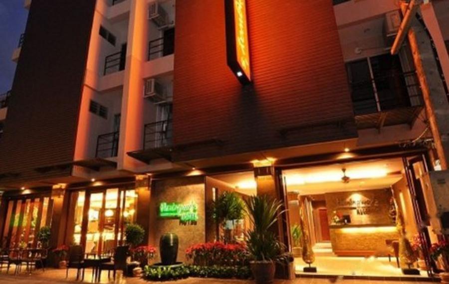 Hemingway's Hotel Phuket (普吉岛海明威酒店)