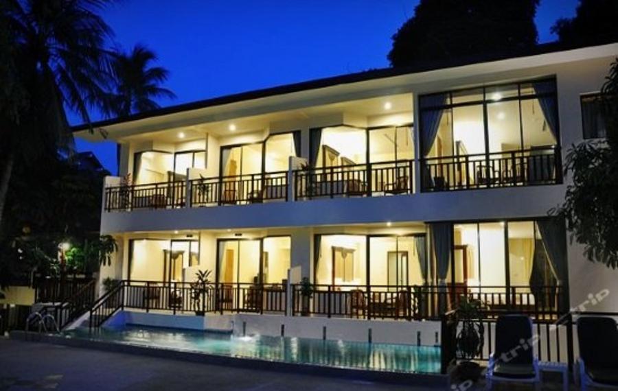 Patong Lodge Hotel Phuket (普吉岛芭东洛奇酒店)