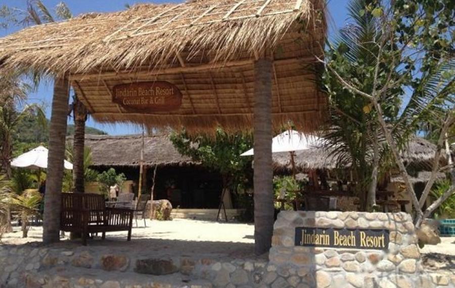 普吉岛金达林海滩别墅度假村