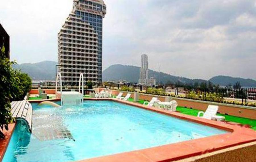 Bel Aire Patong Phuket(普吉岛巴东贝尔艾尔酒店)