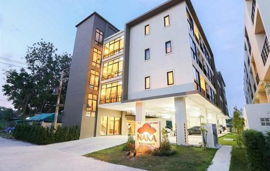 Naka Residence Phuket (普吉岛纳卡公寓酒店)