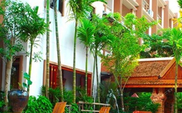 Baan Maksong Resort & Spa Phuket (普吉岛班马克桑Spa度假村)