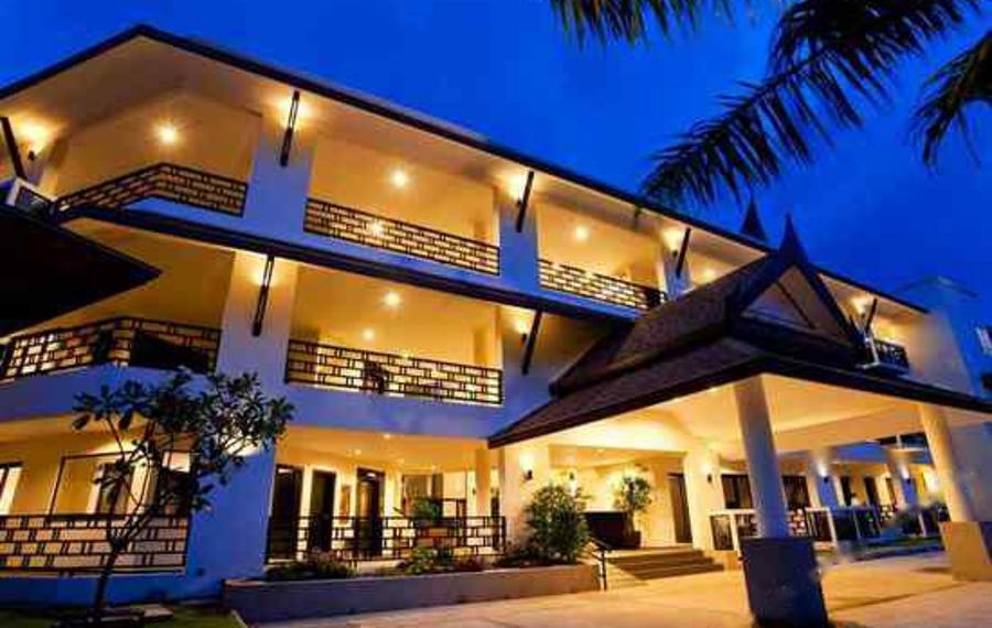 普吉岛静谧酒店
