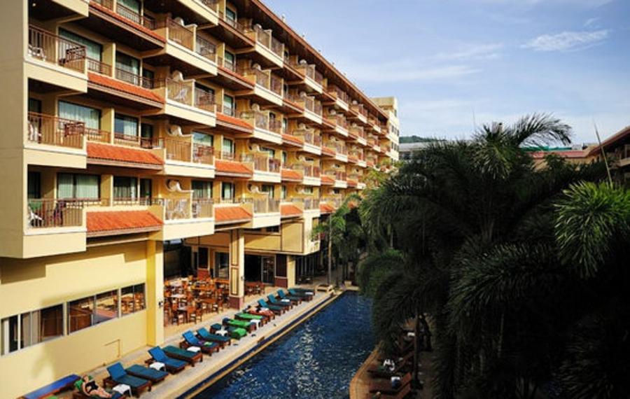 Baumanburi Hotel Phuket (普吉岛芭曼布丽酒店)
