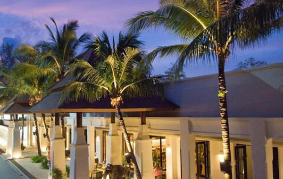 普吉島班泰海濱度假酒店