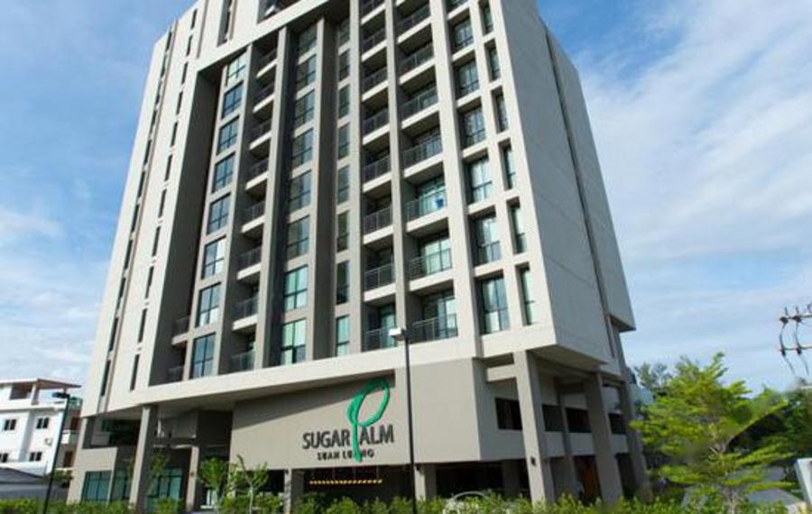 普吉岛椰糖公寓酒店