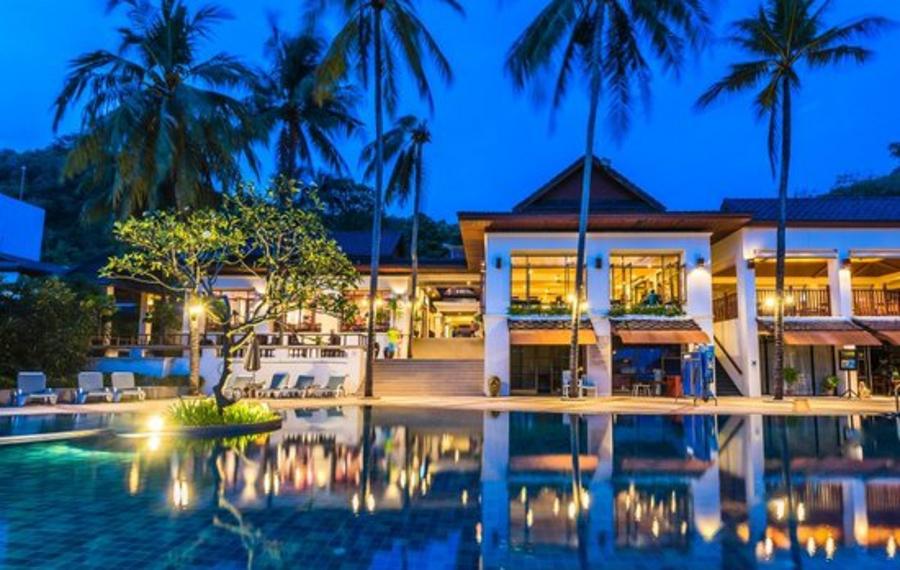 The Panwa Beach Resort Phuket (普吉岛攀瓦海滩度假村)