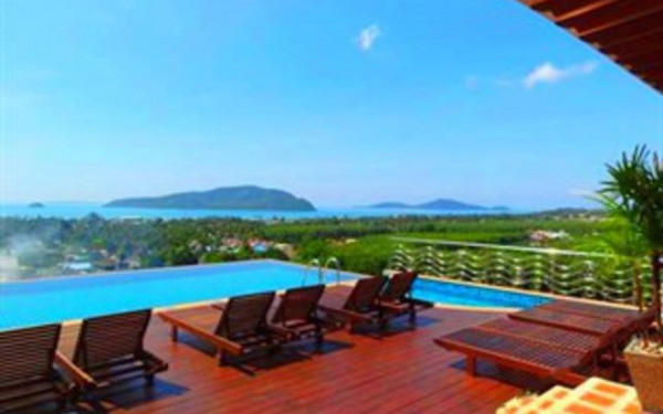 The View Rawada Resort & Spa Phuket  (普吉岛美景拉瓦达度假酒店及水疗中心)