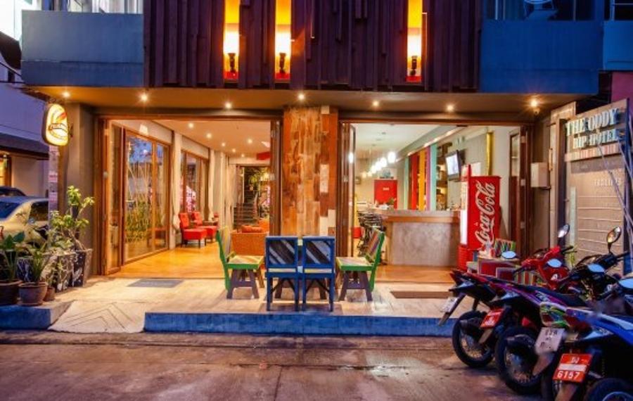 The Oddy Hip Hotel Phuket (普吉岛欧迪哈普酒店)