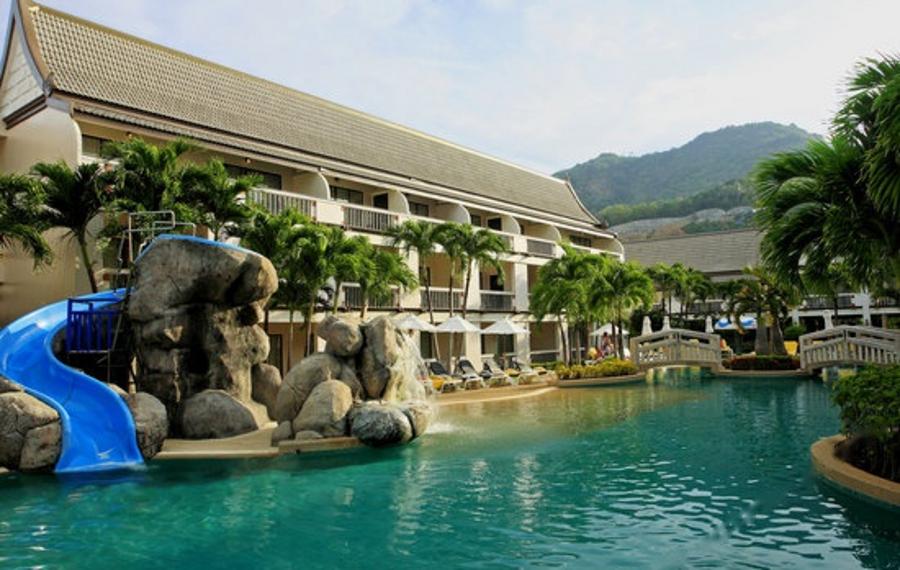 普吉岛卡塔圣塔拉度假酒店