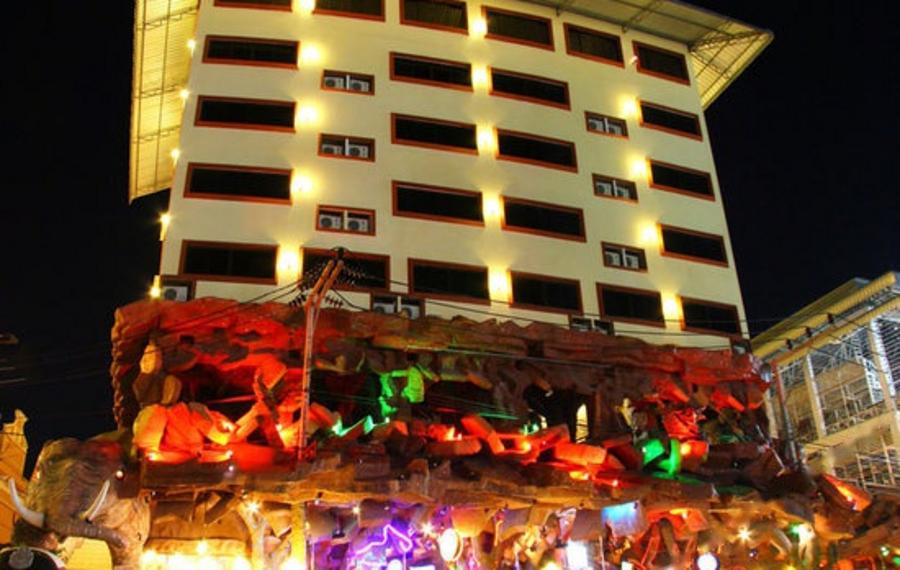 普吉岛泰格酒店