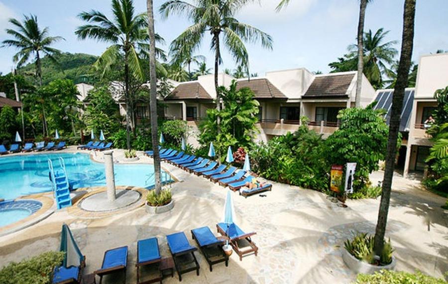 普吉岛椰林度假村