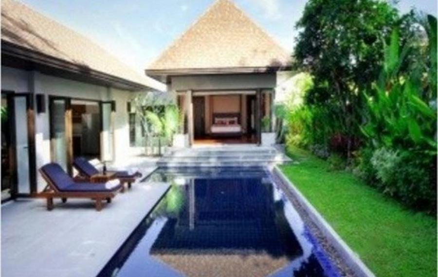Villa Suksan Nai Harn Phuket (普吉岛奈函萨克森别墅酒店)