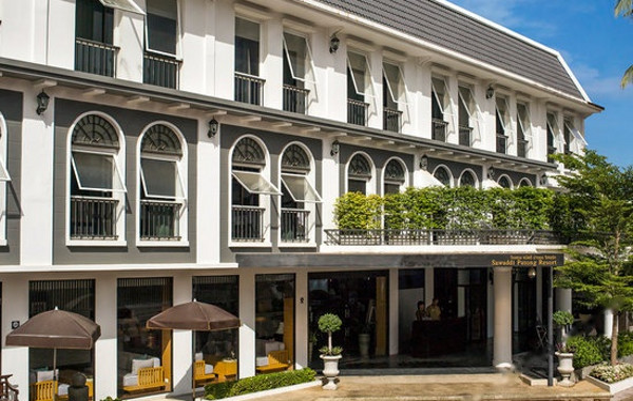 Sawaddi Patong Resort & Spa Phuket (普吉岛萨瓦迪芭东水疗度假村)