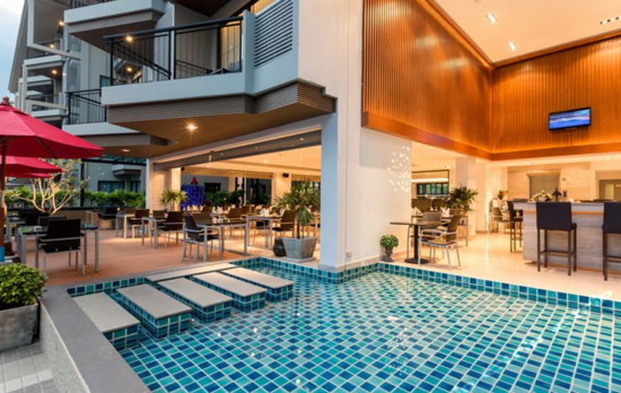 The Charm Resort Phuket(普吉岛魅力度假村)