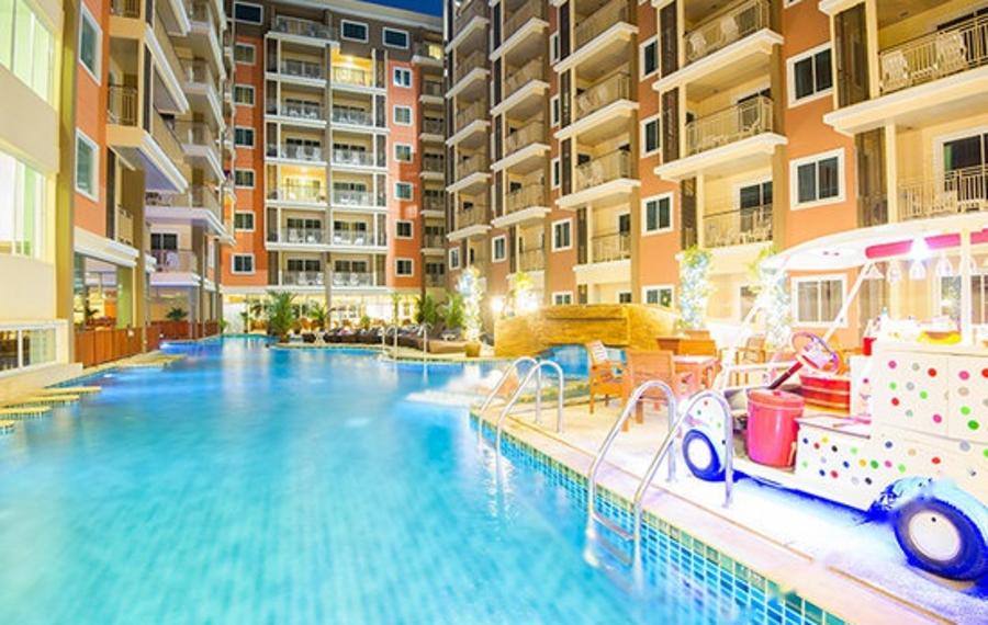 Bauman Residence Phuket (普吉岛芭曼住宅酒店)
