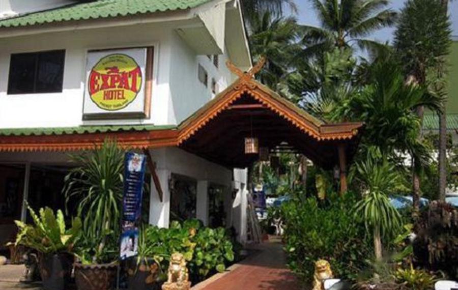 The Expat Hotel Phuket (普吉岛世外桃源酒店)