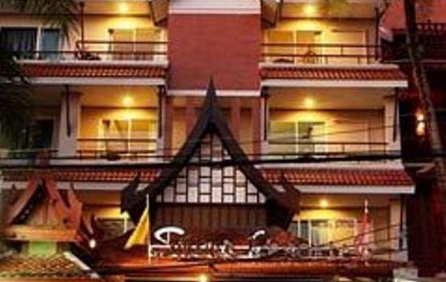 Silver Resortel Phuket (普吉岛银色度假酒店)