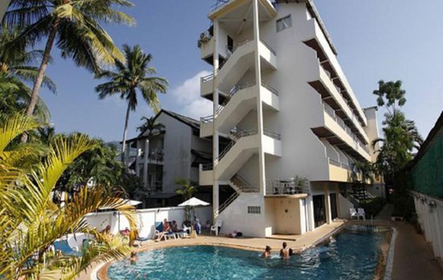 Patong Pearl Resortel Phuket (普吉岛芭东明珠度假酒店)