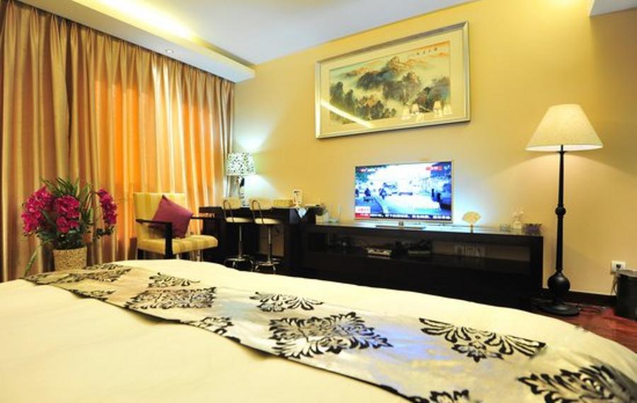 好时家精品酒店公寓(北京世贸天阶店)