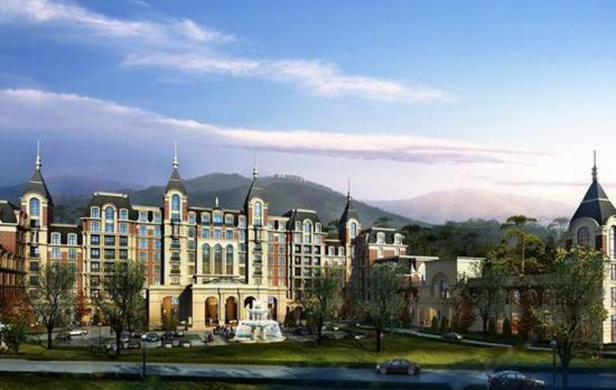 长春国信南山温泉酒店