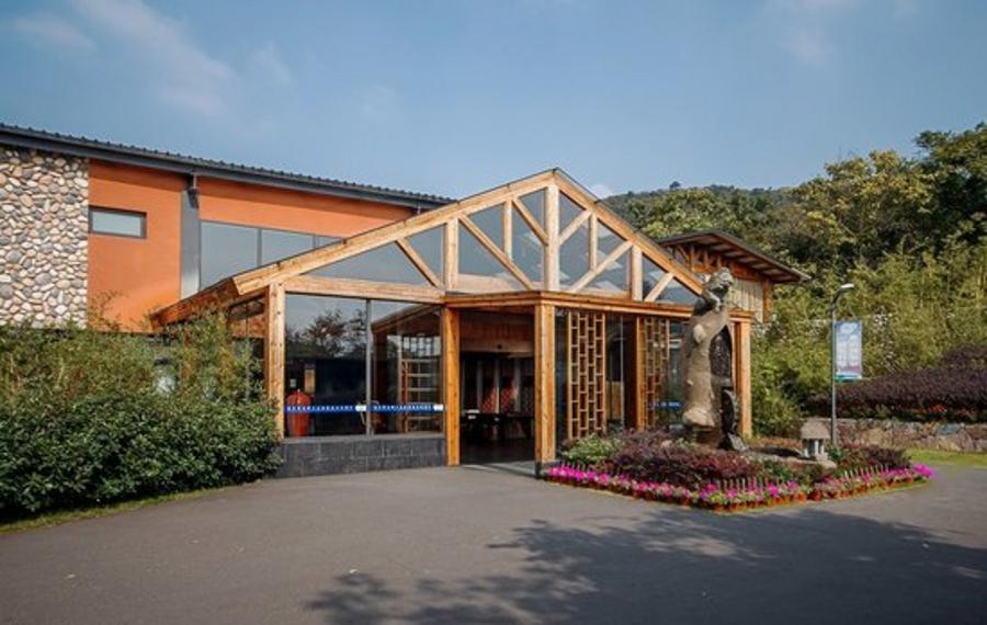 南京汤山紫清湖钓鱼台联排温泉别墅度假区