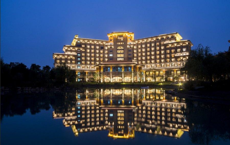 泰州世茂茂御酒店
