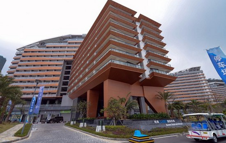 惠东屿海印像海景度假酒店