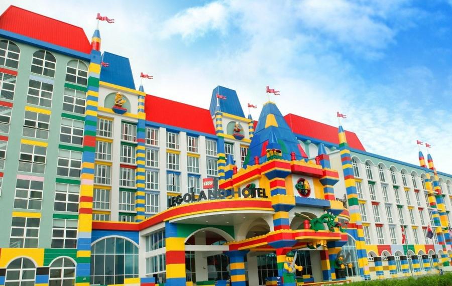 新山乐高度假酒店(Legoland Resort Hotel Johor Bahru)